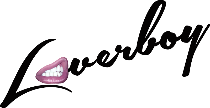Loverboy lips logo