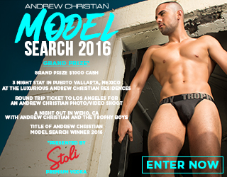 Andrew Christian Model Search 2016