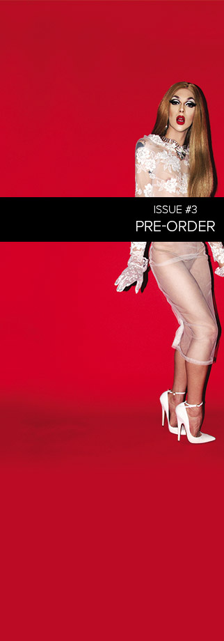 Issue #3 | Pre-order | Violet Chachki